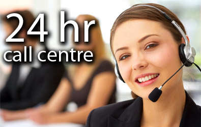 24hr Call Centre
